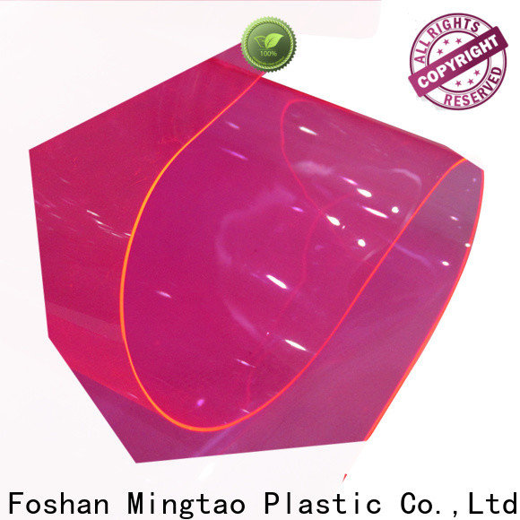 Mingtao Top pvc leather material for business