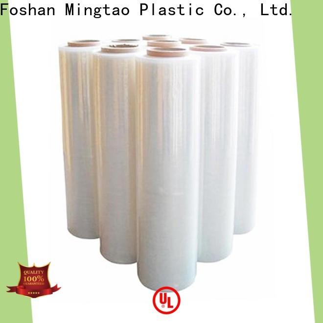 Mingtao film polyolefin shrink film OEM for packing