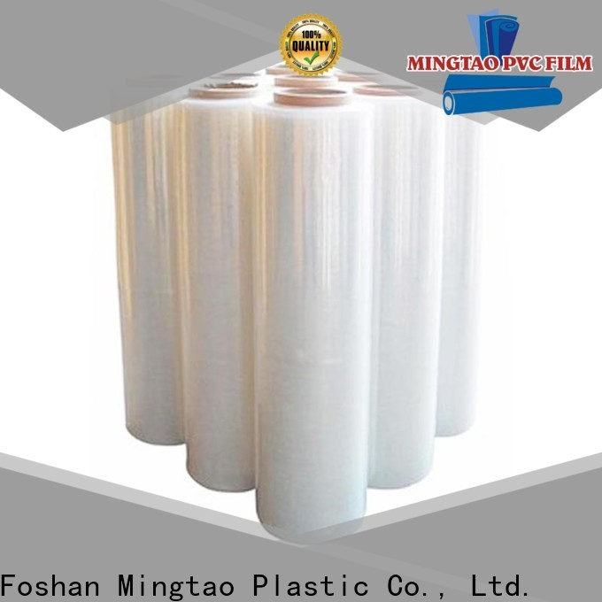 latest stretch wrap recycling pe supplier for television cove