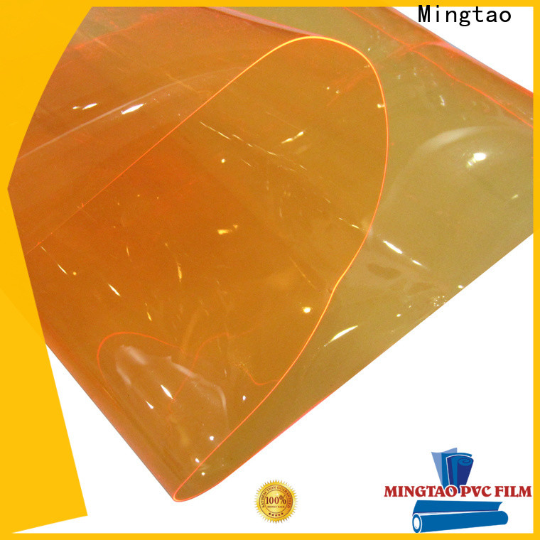 Mingtao pvc leather sheet Suppliers