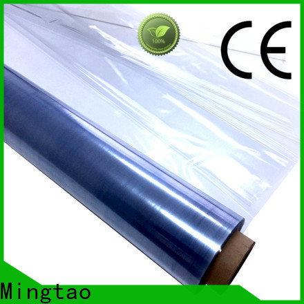 Mingtao latest pvc roll sheet customization for book covers