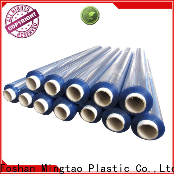 latest super clear pvc film waterproof for wholesale for table mat