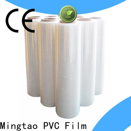 Mingtao Breathable stretch film pallet get quote for packing