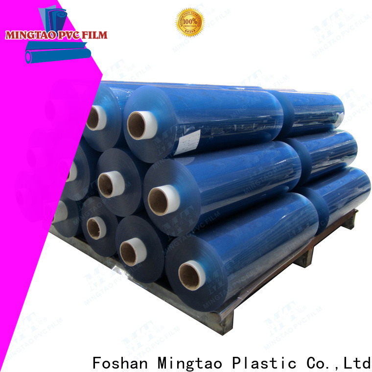 Mingtao at discount flexible clear plastic sheet supplier for packing