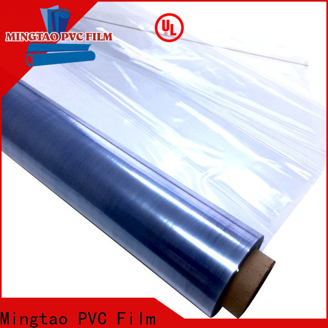 Mingtao at discount clear vinyl suppliers bulk production for television cove