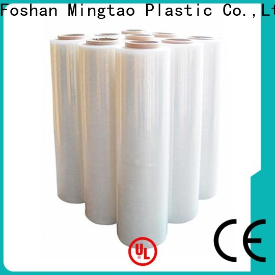 Mingtao at discount industrial stretch film OEM for book covers