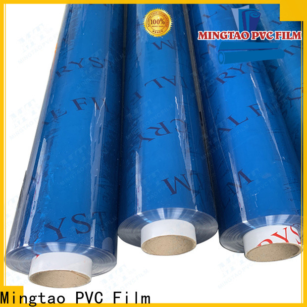 high-quality pvc roll transparent for wholesale for table mat