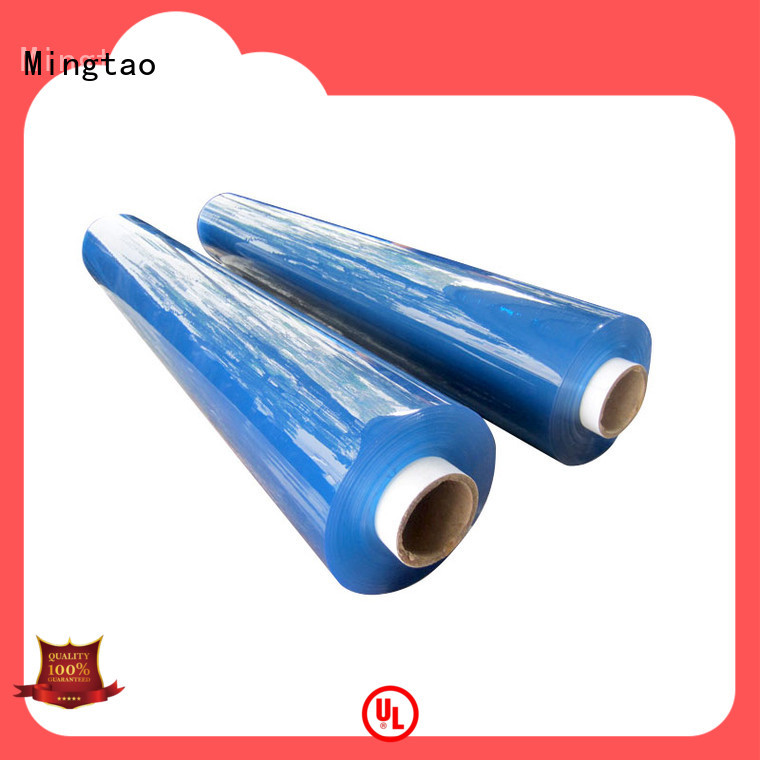 Breathable pvc super clear film* customization for packing