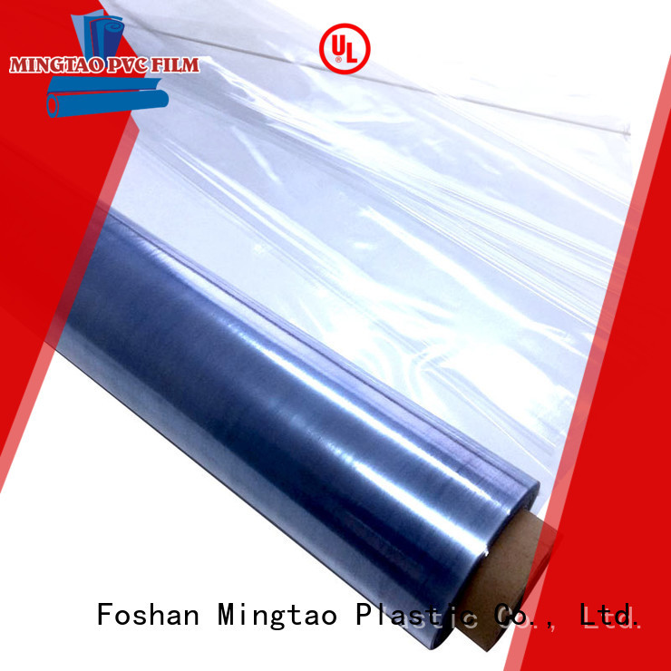 Mingtao Breathable 6 mil plastic OEM for table cover