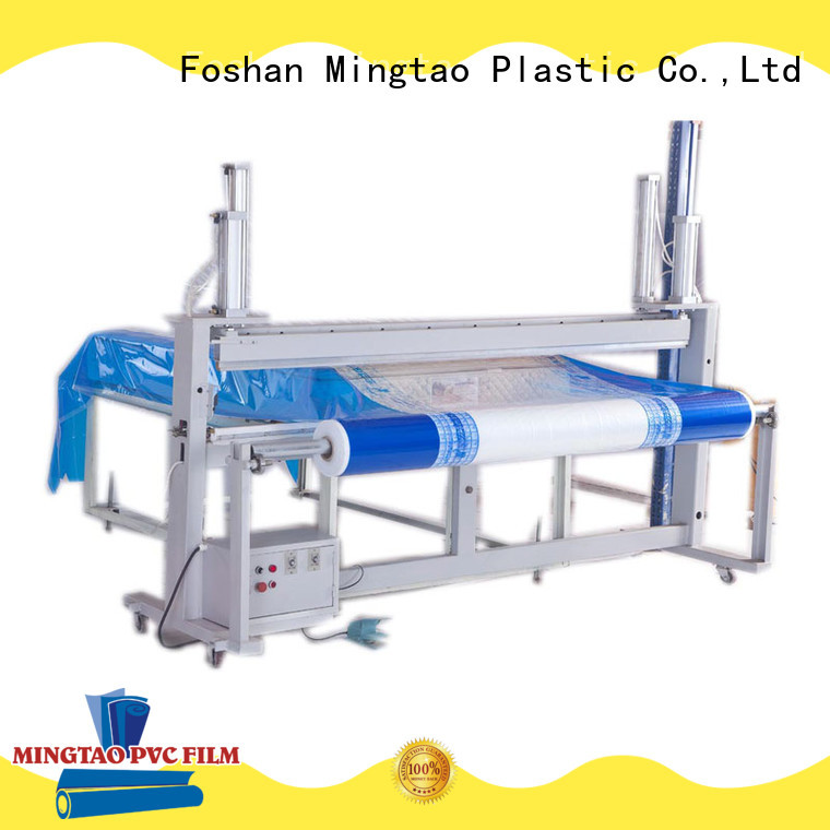 Mingtao portable mattress packing machine supplier for table mat
