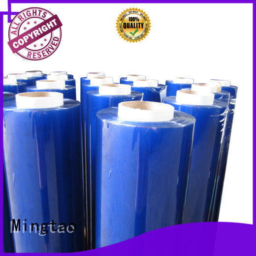 Mingtao funky clear pvc sheet pvc for table cover
