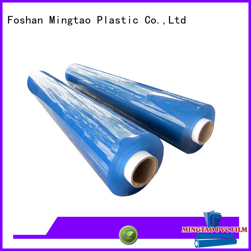 selling clear pvc sheet transparent for table cover Mingtao