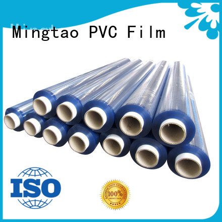 Mingtao funky clear film get quote for television cove