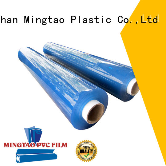 Mingtao latest pvc plastic film OEM for book covers