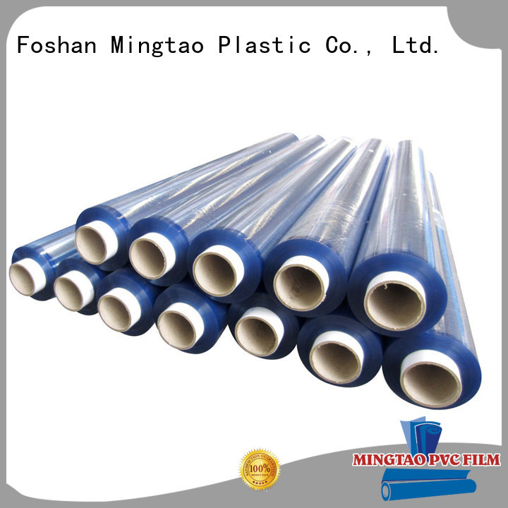 portable pvc soft film smooth surface ODM for packing