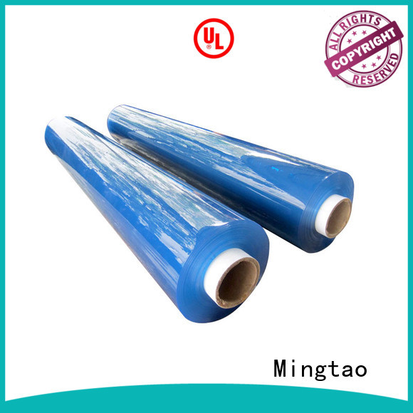 Mingtao portable clear plastic cover get quote for packing