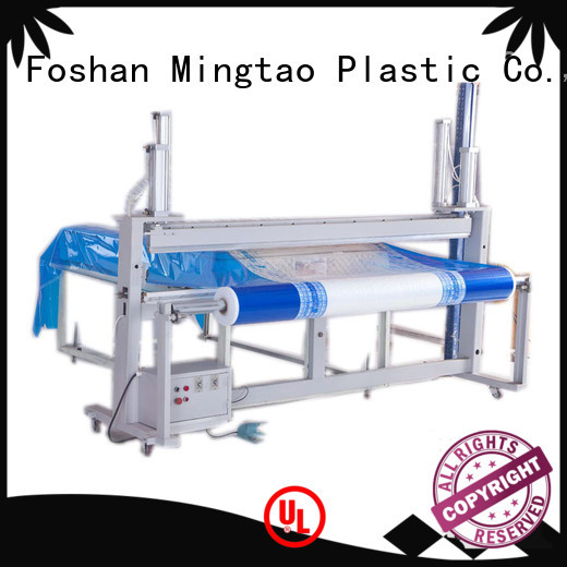 Mingtao transparent mattress cover with plastic get quote for table mat