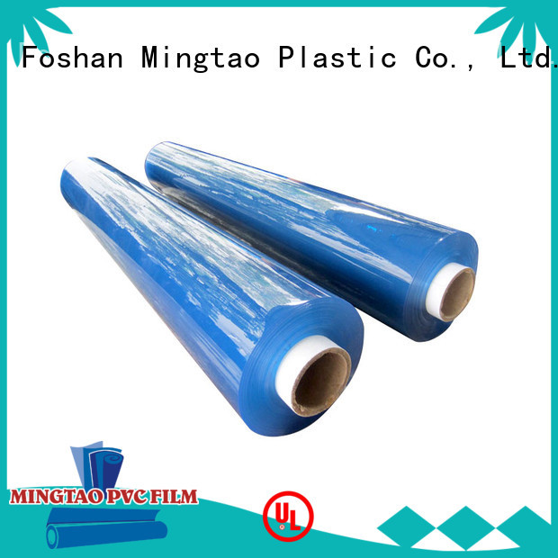 Mingtao at discount plastic film customization for table cover