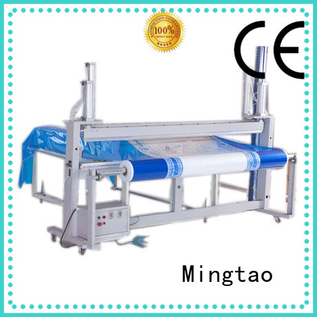 Mingtao at discount mattress packing bulk production for table cover