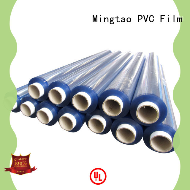Mingtao on-sale pvc clear plastic sheet free sample for book covers