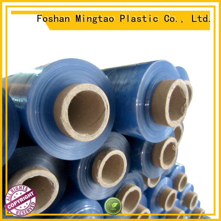 Mingtao plastic mattress packing film OEM for book covers