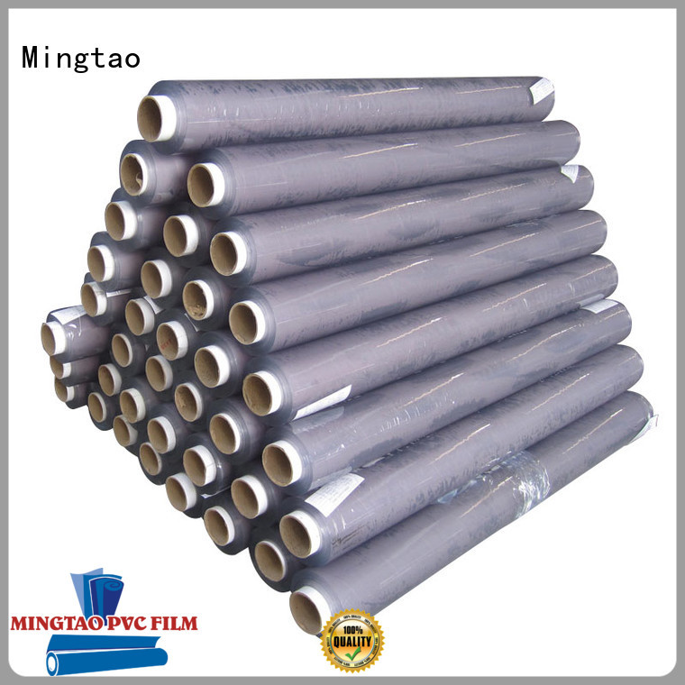 Mingtao on-sale pvc film customization for television cove
