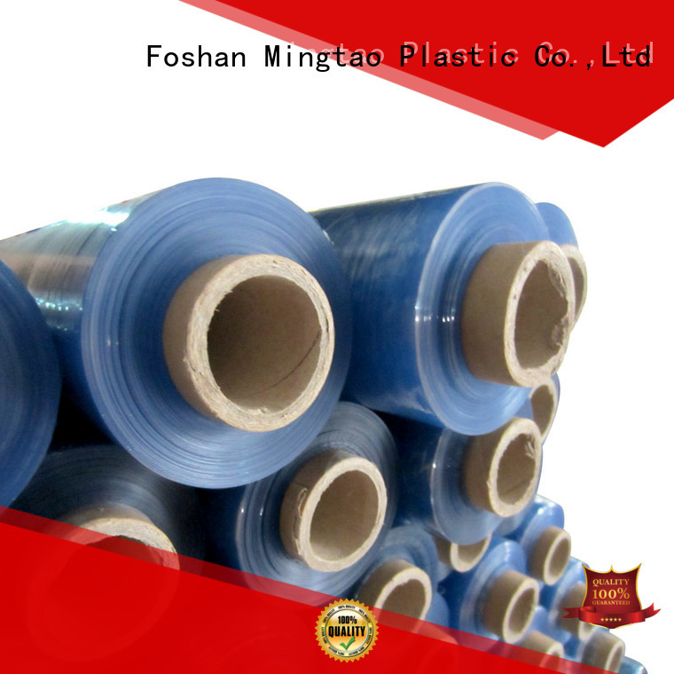 Mingtao cover packing film customization for packing