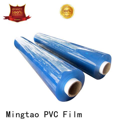 Mingtao pvc film bulk production for packing