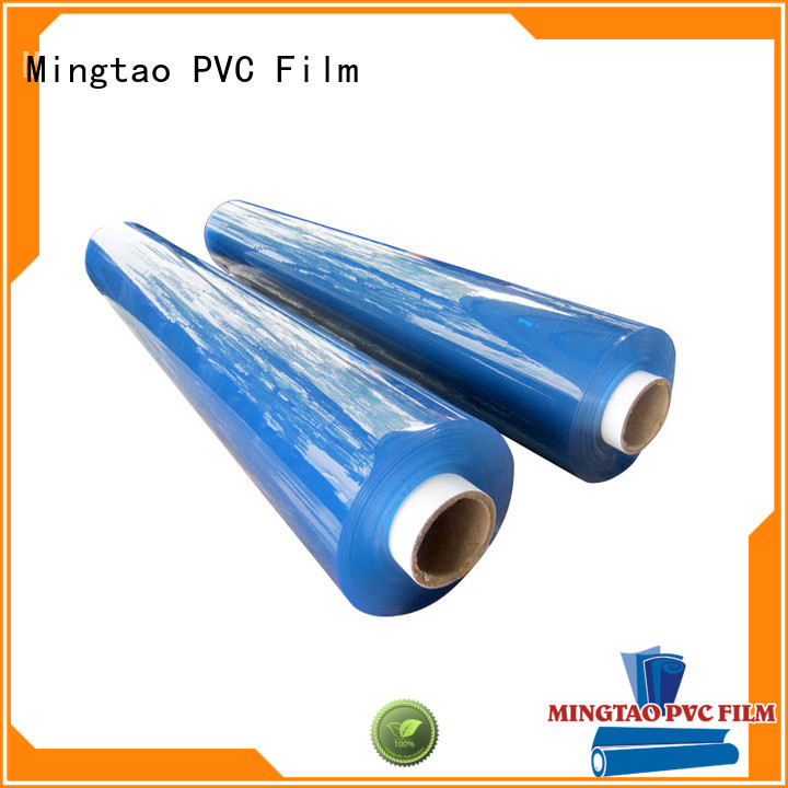 Mingtao funky transparent pvc sheet get quote for book covers
