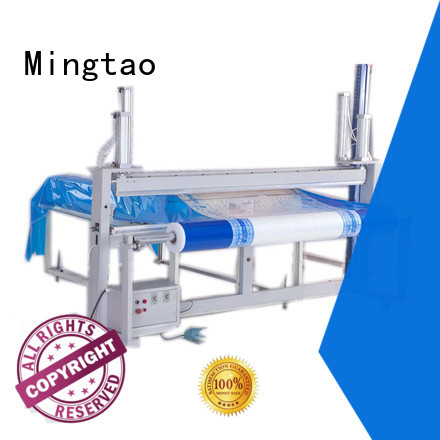 Mingtao waterproof mattress packing get quote for book covers