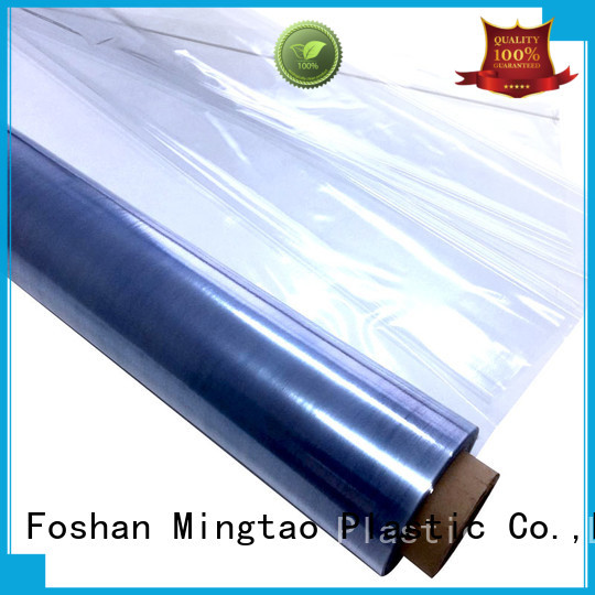 Mingtao Breathable pe sheet supplier for book covers
