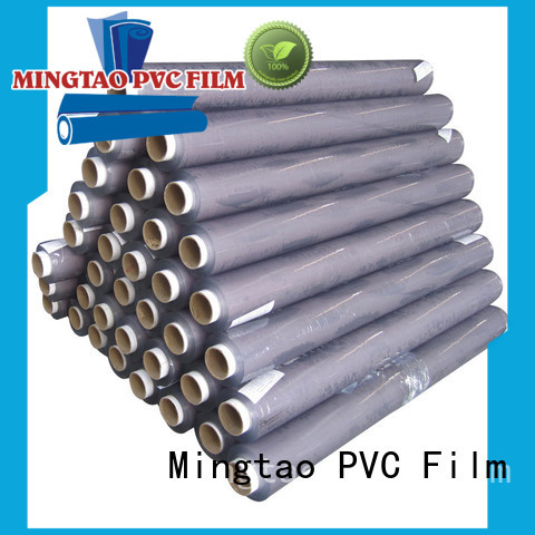 Mingtao pvc embossed pvc film buy now for table cover