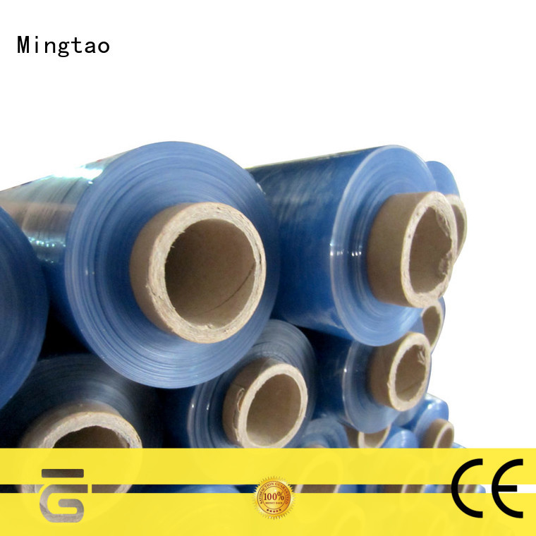 Mingtao packing mattress packing film bulk production for book covers