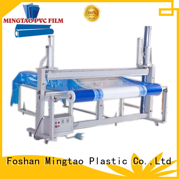 Mingtao tear-resistant mattress packing film bulk production for packing