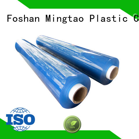 Mingtao selling pvc sheet roll free sample for table cover