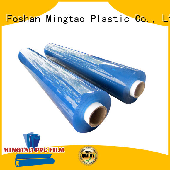 pvc soft plastic sheets* transparent for book covers Mingtao