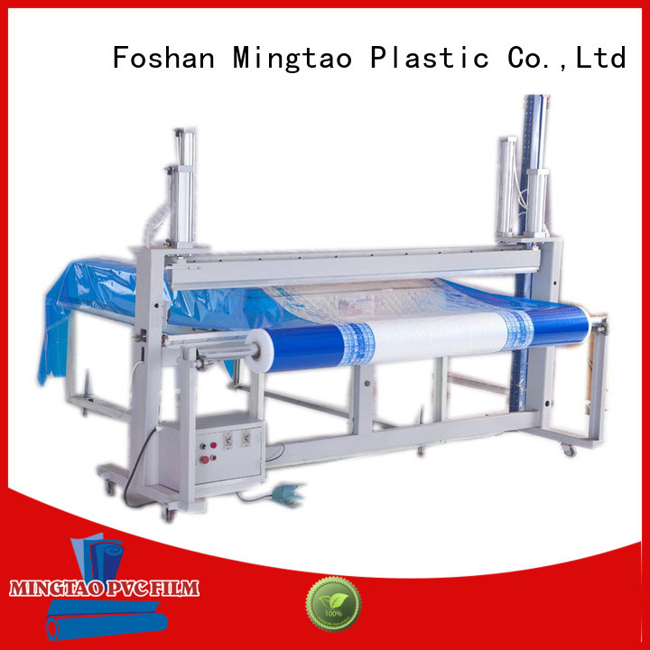 Mingtao pvc storing a mattress ODM for television cove