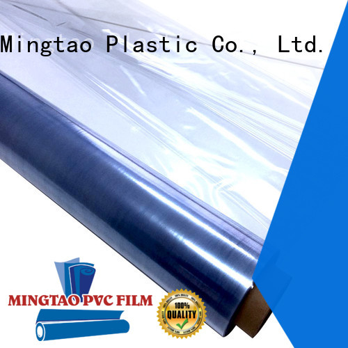 Mingtao durable rigid pvc sheet for wholesale for table mat
