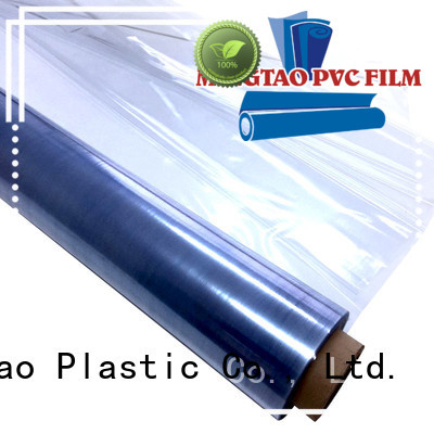 durable pvc film sheets smooth surface customization for television cove
