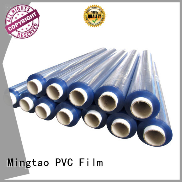 Mingtao funky clear pvc sheet supplier for packing