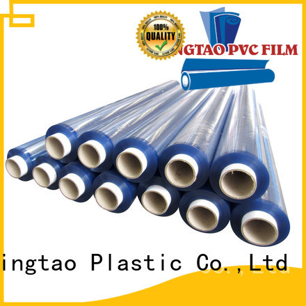 high-quality pvc transparent sheet non-sticky free sample for packing