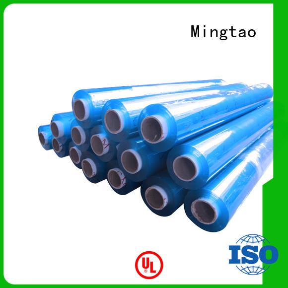Mingtao high-quality clear plastic vinyl OEM for table mat