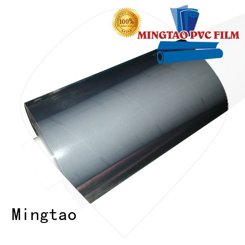 Mingtao portable white pvc sheet for wholesale for book covers
