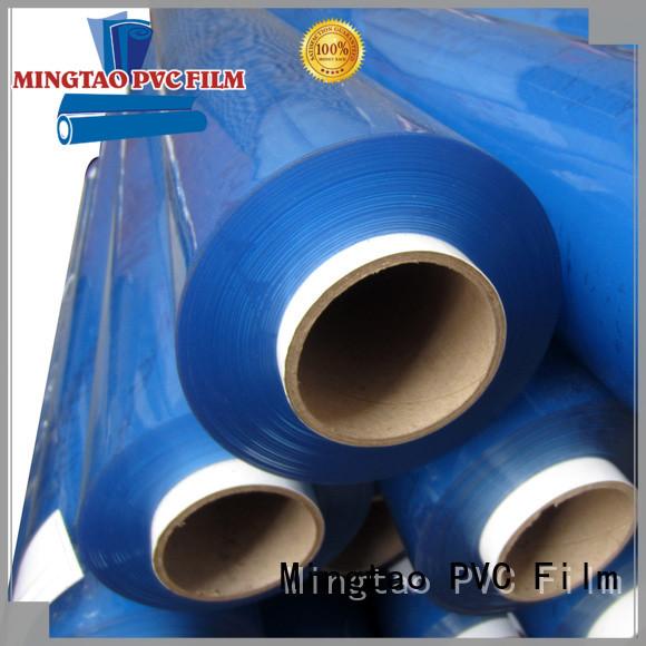 Mingtao Breathable plastic film bulk production for television cove