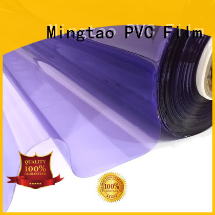 Mingtao pvc leather material for business