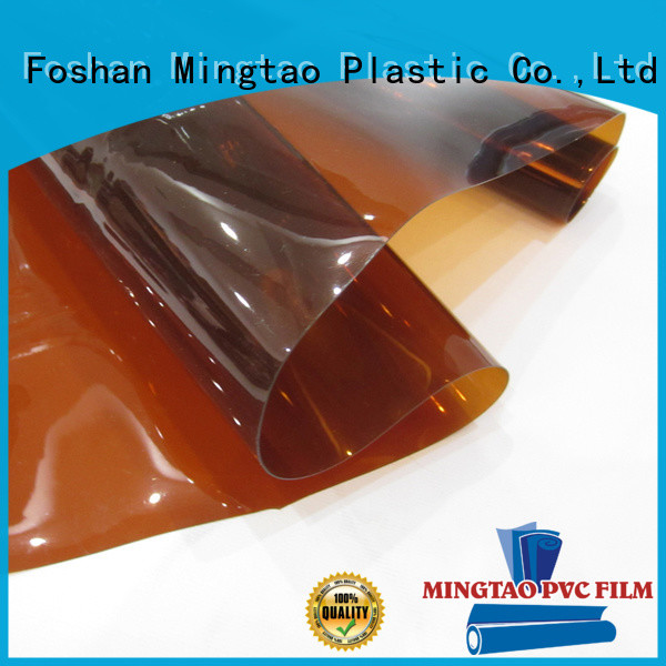Mingtao vinyl leather company
