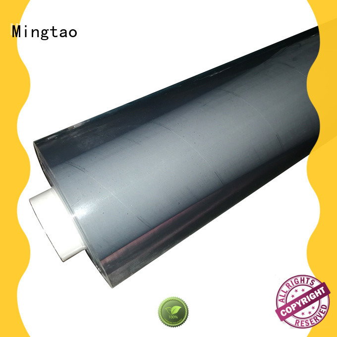 at discount plastic film sheet customization for packing