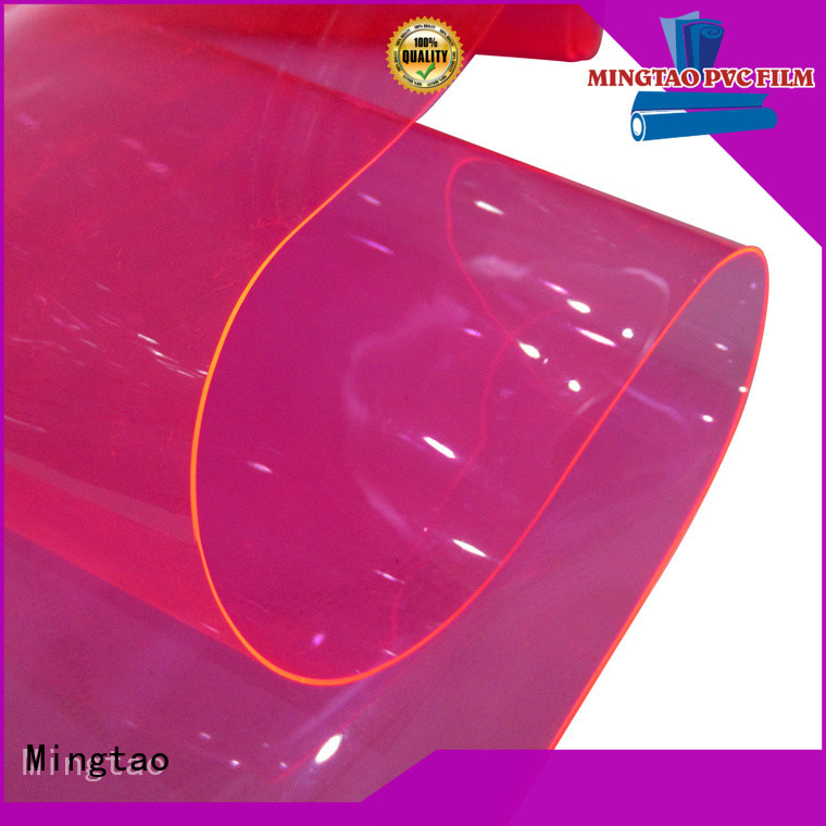 Mingtao Latest pvc leather material Supply
