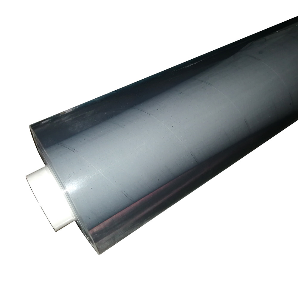 1.5mm high clear transparent soft pvc sheet
