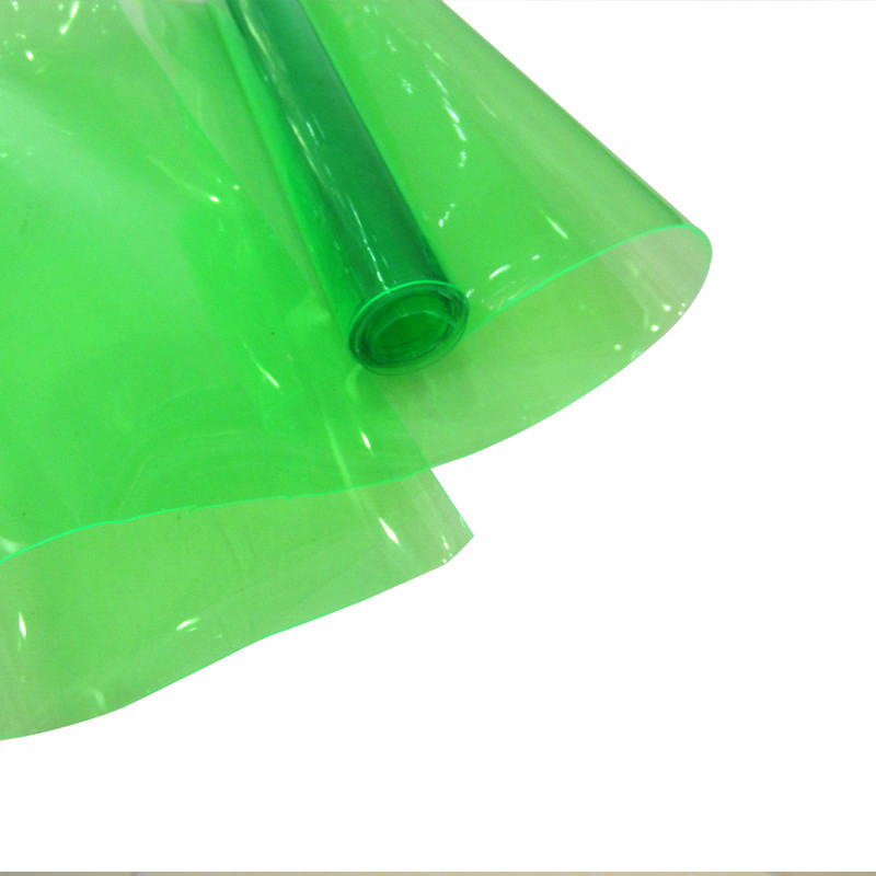 Colored phosphorescent flexible soft pvc sheet pvc film